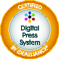 digital press system