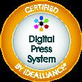 digital press system