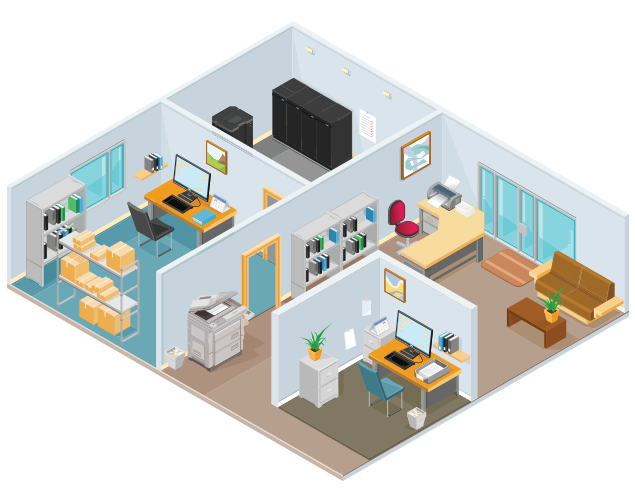 office print overview