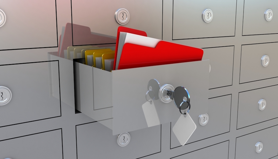 Don't Risk Your Business' Security with File Cabinets, Atlantic, Tomorrow's Office, NY, NJ, CT, PA