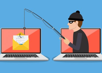 Signs of a Phishing Scam, Atlantic, Tomorrow's Office