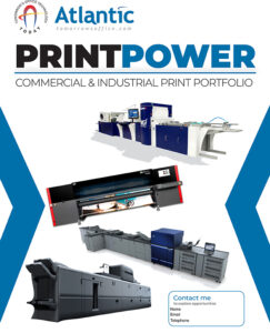 Print Power Commercial and Industrial Print Portfolio