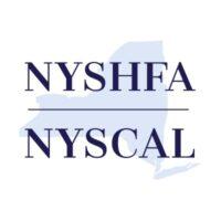 NYSHFA NYSCAL logo