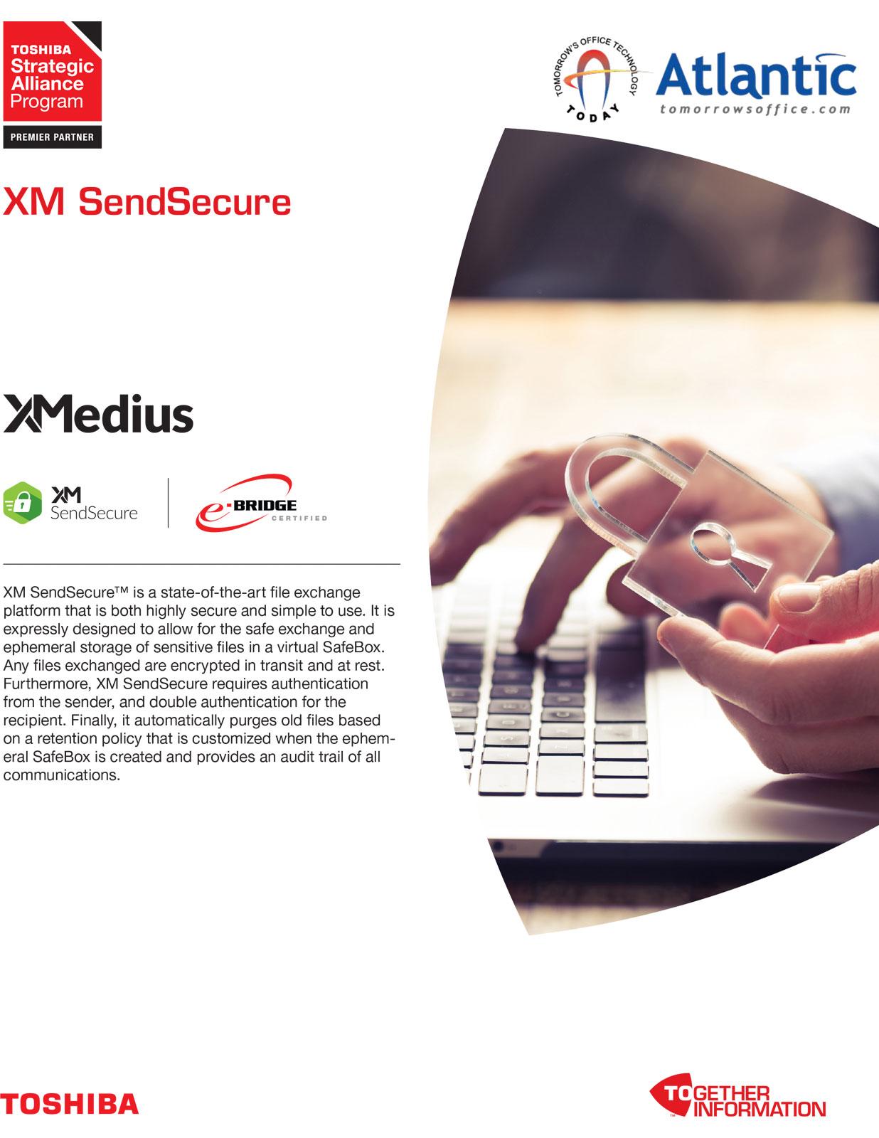 XM Fax Cloud XMedius