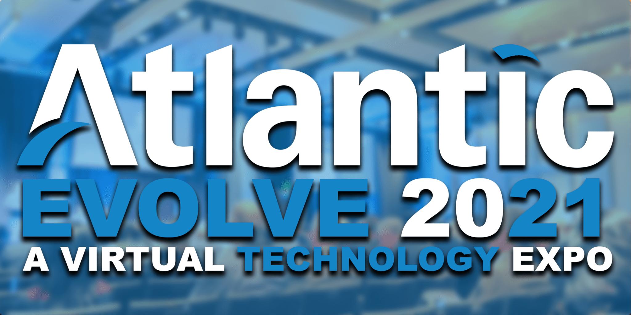 Atlantic Evolve 2021 Logo